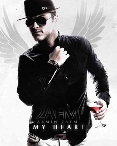 آرمین ۲AFM قلبم