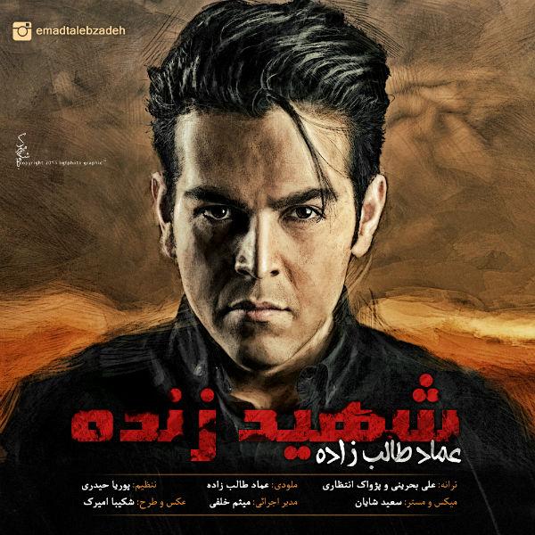 عماد طالب زاده – شهید زنده