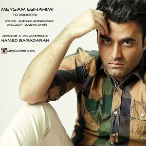 میثم ابراهیمی تو میدونی