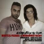 مرتضی پاشایی و محمد نجفی سرتو برنگردونی
