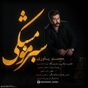 محمد یاوری سبز مو مشکی