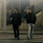 حسین و صادق رد پا