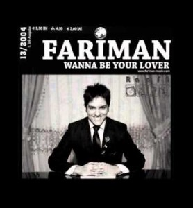فریمن Wanna be your lover