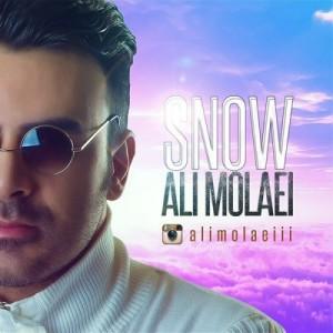 علی مولایی برف