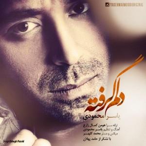یاسر محمودی دلم گرفته