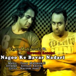 یاسر محمودی و سروش کاظمی نگو که باور نداری