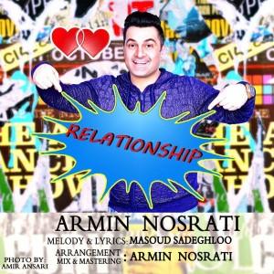 آرمین نصرتی Relationship