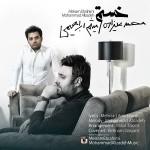 محمد علیزاده و میثم ابراهیمی خستم