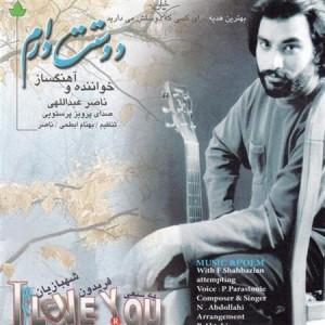ناصر عبداللهی دوستت دارم