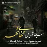 سعید آسایش تنهای شهر