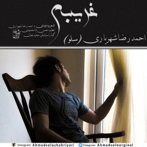 احمد سلو غریبه