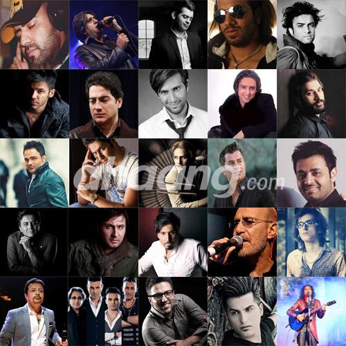 هنرمندان موسیقی ایران
