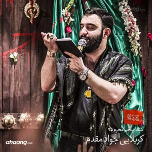 جواد مقدم شب پنجم محرم ۹۵