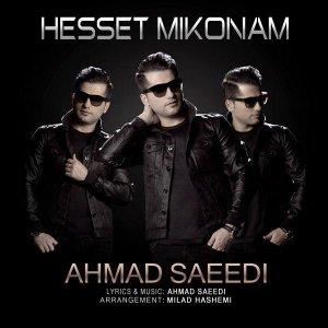 احمد سعیدی حست میکنم