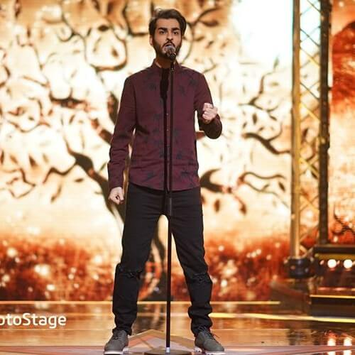حسام بهمنی تجربه کن (اجرای زنده)