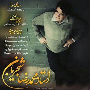 محمدرضا شجریان مثنوی افشاری