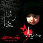 بهمن بختیاری همسفر 3 ساله