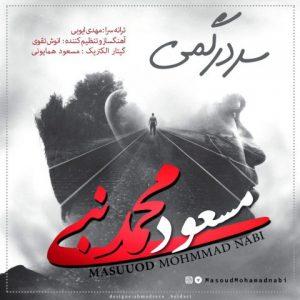 مسعود محمد نبی سردرگمی
