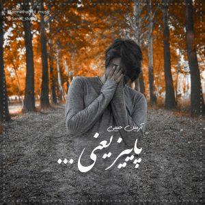 آرمین حبیبی پاییز یعنی