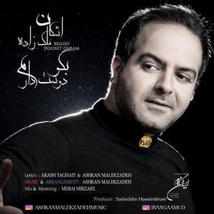 اشکان ملک زاده بگو دوست دارم