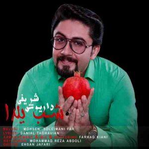داریوش شریفی شب یلدا