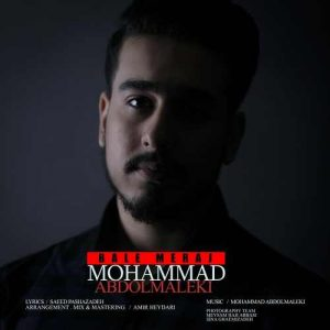 محمد عبدالمالکی بال معراج
