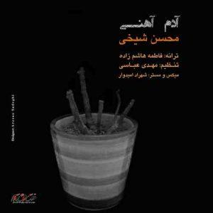 محسن شیخی آدم آهنی