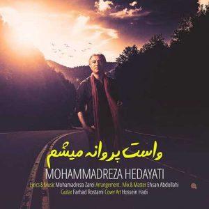 محمدرضا هدایتی واست پروانه میشم