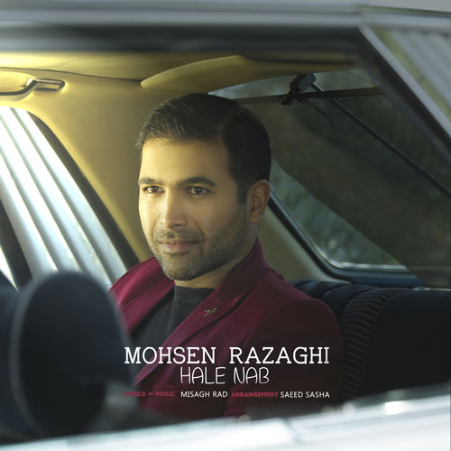 محسن رزاقی حال ناب