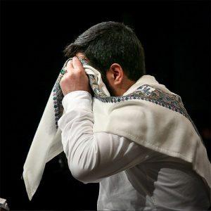 مداحی مجید بنی فاطمه شب 17 رمضان 97