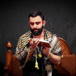 جواد مقدم شب 22 رمضان 97