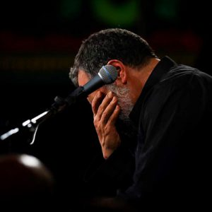 محمود کریمی شب 22 رمضان 97