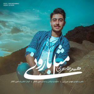 محمد طاهری مثل بارونی
