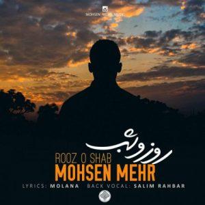 محسن مهر روز و شب
