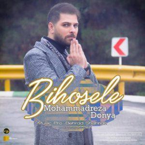محمدرضا دنیا بی حوصله