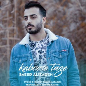 سعید علیزاده کابوس تازه