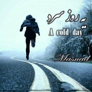 مسند یه روز سرد