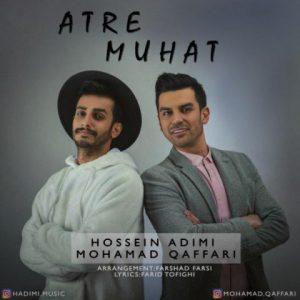 حسین ادیمی و محمد غفاری عطر موهات