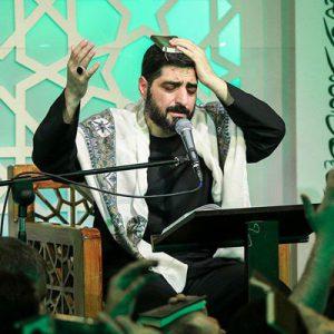 مجید بنی فاطمه شب 19 رمضان 98