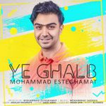 محمد استقامت یه قلب