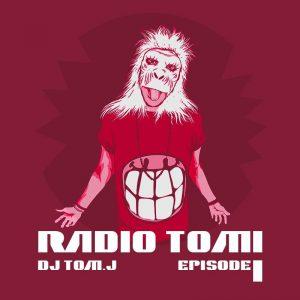 دانلود پادکست دی جی تام جی رادیو تامی