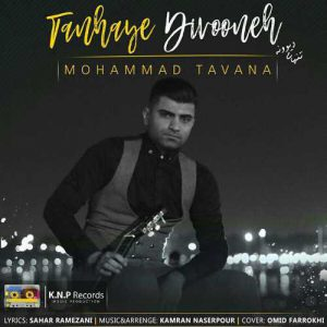 محمد توانا تنهای دیوونه