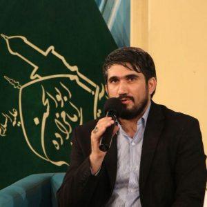 محمد باقر منصوری قبر امام حسین (شعر خوانی)