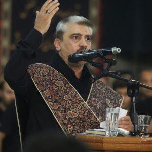 دانلود مداحی من که نه دستی نه آبی نه علمدارم  حسین فخری