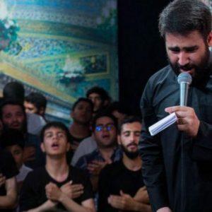 تموم لشکر اومدن کربلایی حسین طاهری