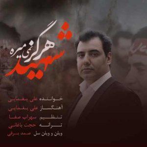 علی یغمایی شهید هرگز نمی میره