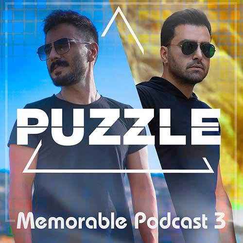 پازل باند Memorable Podcast 3