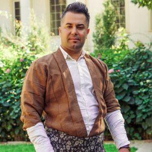 فواد احمدی شیرین