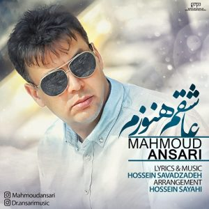 محمود انصاری عاشقم هنوز