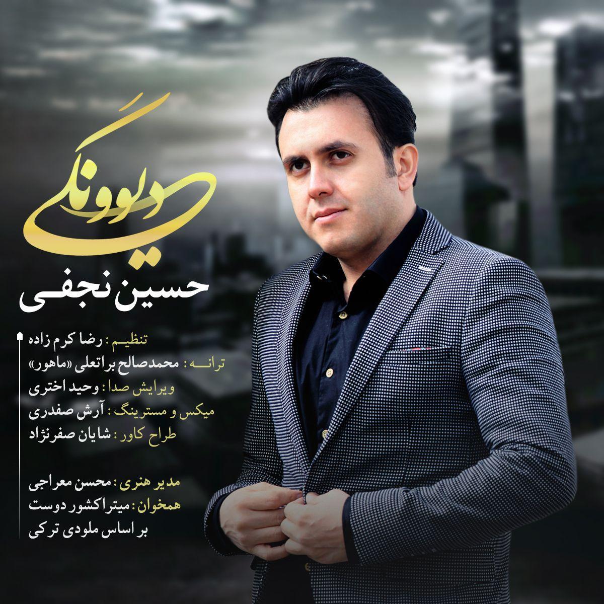 حسین نجفی دیوونگی